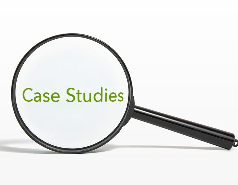 See our Case Studies