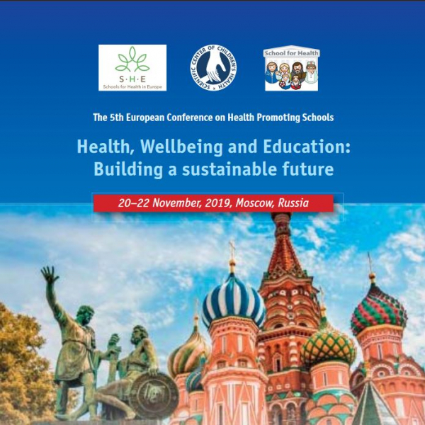 5th European Conference on School Health Promotion | SHE