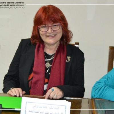 Anina Chileva is national coordinator in SHE in Bulgaria