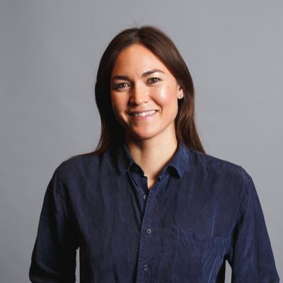 Marie Harding is national coordinator in Sweden