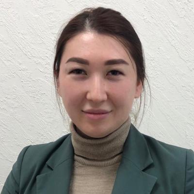 Raushan Berdybekova